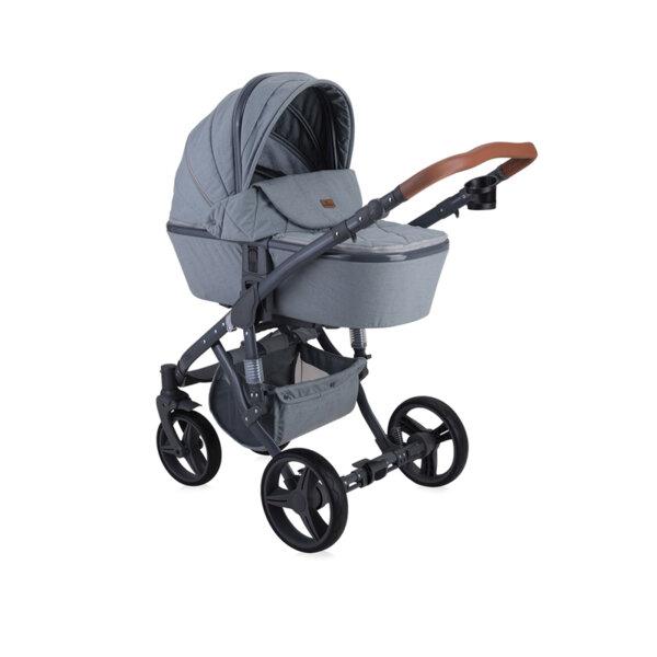 Lorelli детска количка RIMINI GREY TRIANGLES 10021051967