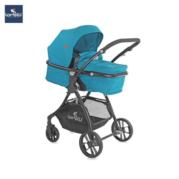Lorelli детска количка STARLIGHT DARK BLUE 10021221917
