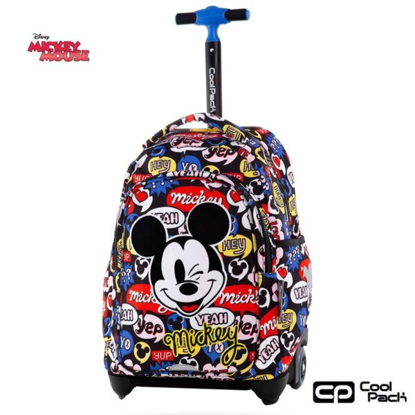 Cool Pack Jack Раница на колела Mickey Mouse B53300