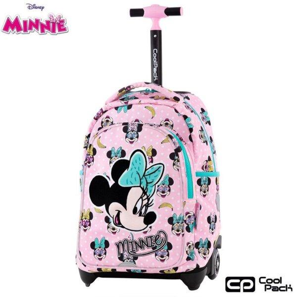 Cool Pack Jack Раница на колела Minnie Pink B53302
