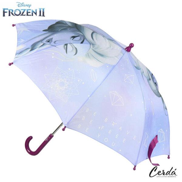 Disney Frozen II Детски чадър Замръзналото кралство 516