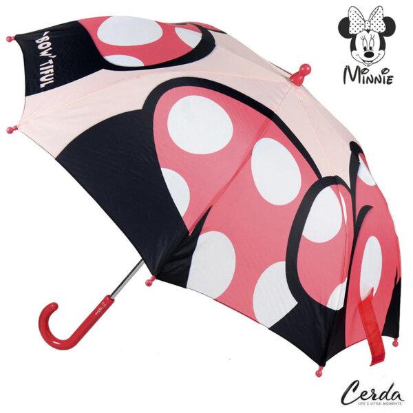 Disney Minnie Mouse Детски чадър Мини Маус 517