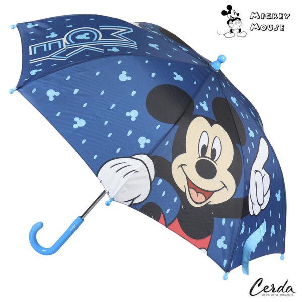 Disney Mickey Mouse Детски чадър Мики Маус 517