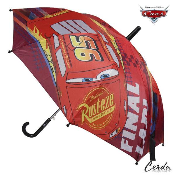 Disney Cars Детски автоматичен чадър Колите 422