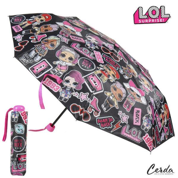 LOL Suprise Детски сгъваем чадър 503