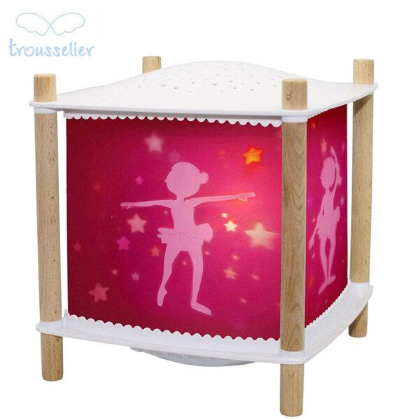 Trousselier Магическа лампа Балерина с USB 6011