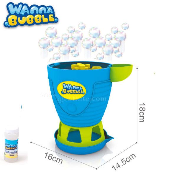 Wanna Bubble Машина за сапунени балони BB180