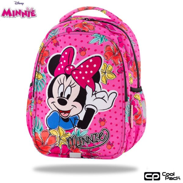 Cool Pack JOY S Ученическа раница Minnie Tropical B48301