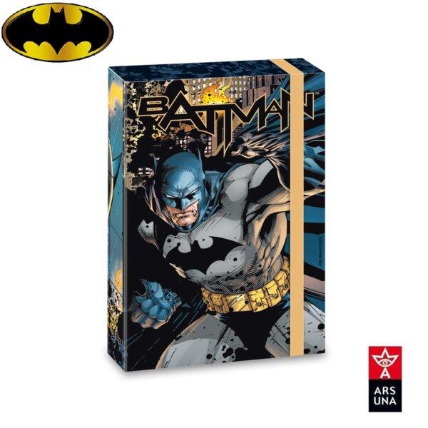 Ars Una Batman Папка кутия с ластик А4 90858116