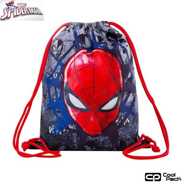Cool Pack Beta Спортна торба Spiderman Black B54303