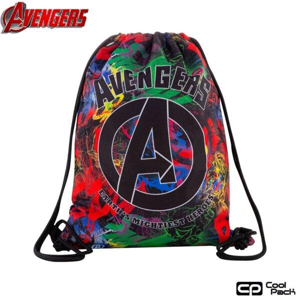 Cool Pack Beta Спортна торба Avengers B54307