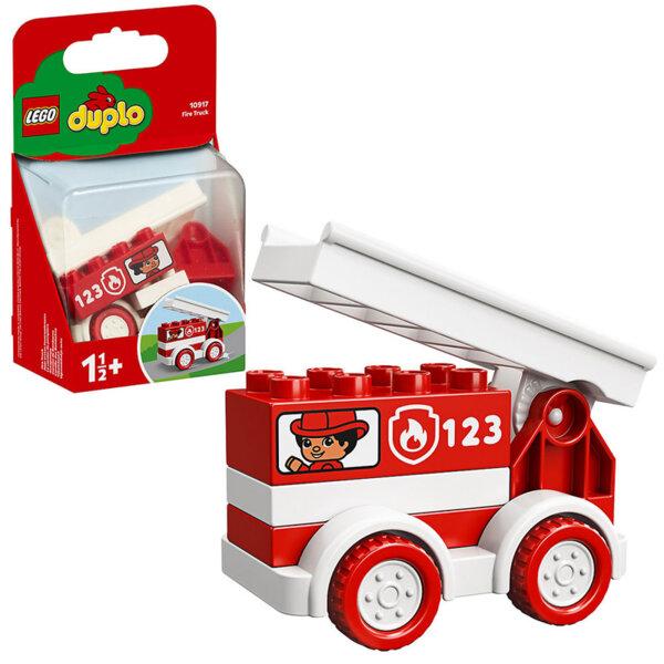 Lego 10917 Duplo Пожарникарски камион