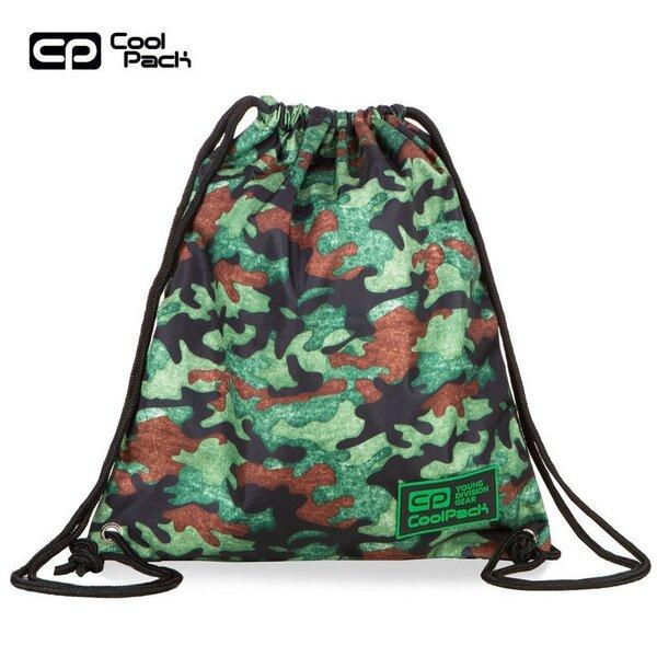 Cool Pack Sprint Line Спортна торба Camo Fusion Green B74095
