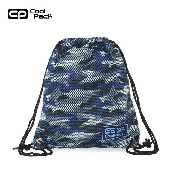 Cool Pack Sprint Line Спортна торба Camo Mesh Grey B74067