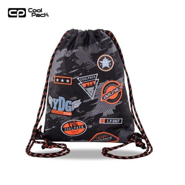 Cool Pack Sprint Спортна торба Badges B`Black B73152