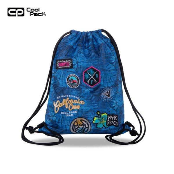Cool Pack Sprint Спортна торба Badges G'Blue B73156