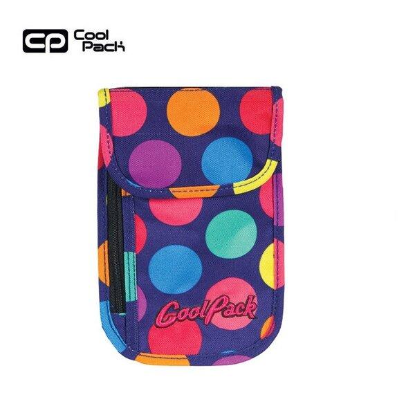 Cool Pack Dots Портмоне за врат 49450