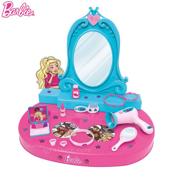 Barbie Детска тоалетка Барби 2125
