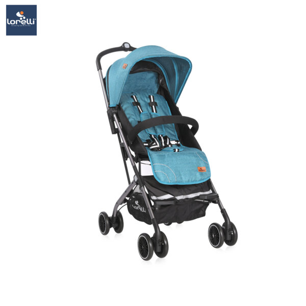 Lorelli Детска количка HELENA SEA BLUE 10021381975