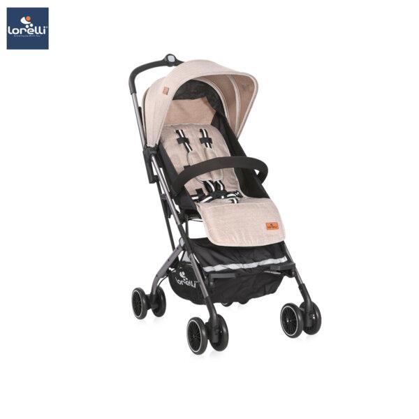 Lorelli Детска количка HELENA DARK BEIGE 10021381976