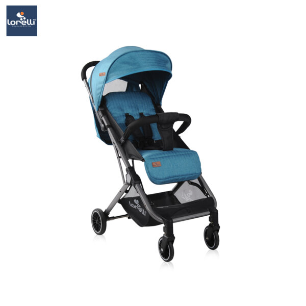 Lorelli Детска количка FIONA SEA BLUE 10021391975