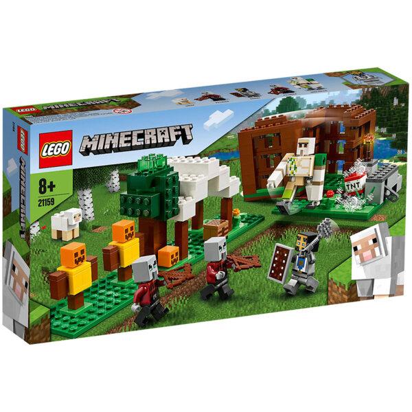 Lego 21159 Minecraft Стража на грабителите