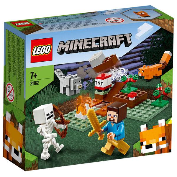 Lego 21162 Minecraft Приключението на Тайга