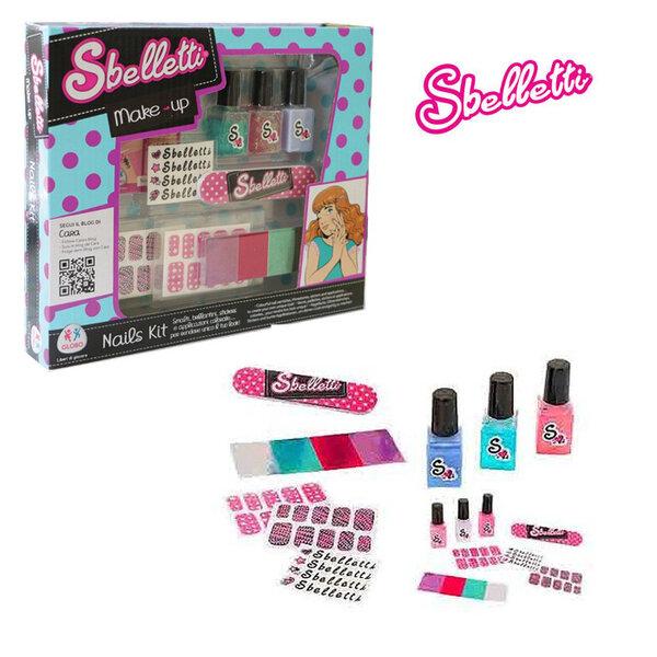 Sbelletti Детски комплект за нокти 38480