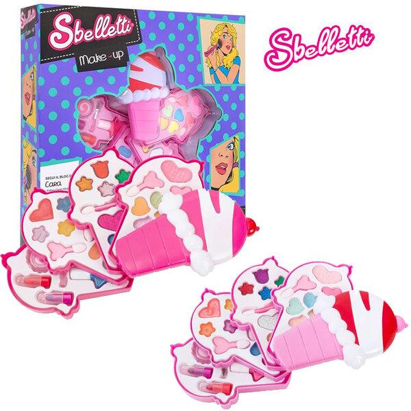 Sbelletti Детски комплект гримове Ice cream 38483