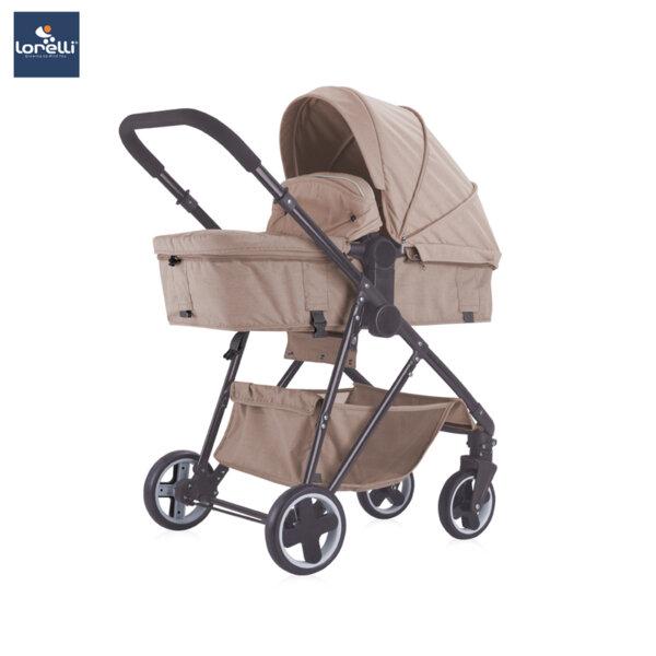 Lorelli Детска количка CORINA SET BEIGE 10021431991