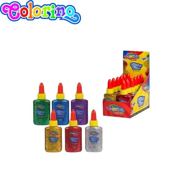 Colorino Kids Брокатно лепило Metallic 36 мл. 68734