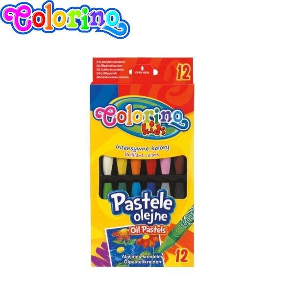 Colorino Kids Маслени пастели 12 цвята 14052