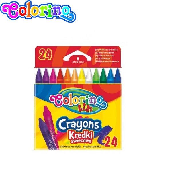 Colorino Kids Пастели 24 цвята 13895