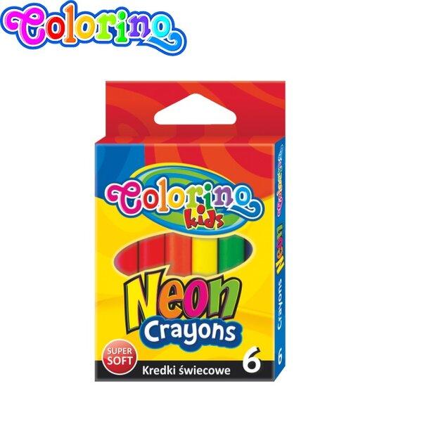 Colorino Kids Пастели 6 цвята Неон 67287