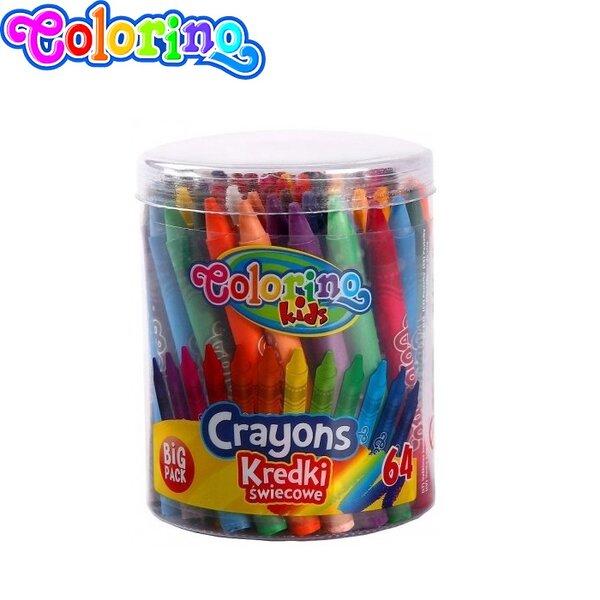 Colorino Kids Пастели 64 броя 33008