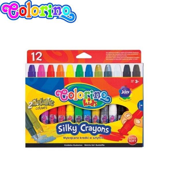 Colorino Kids Silky Пастели 12 цвята 36078