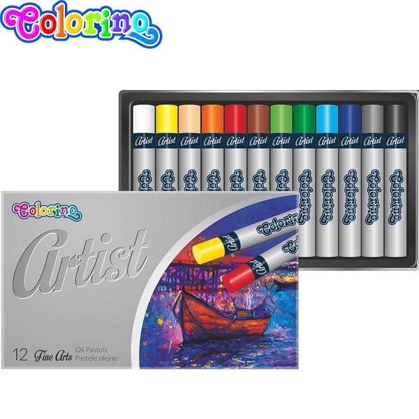 Colorino Artist Маслени пастели 12 цвята 65702