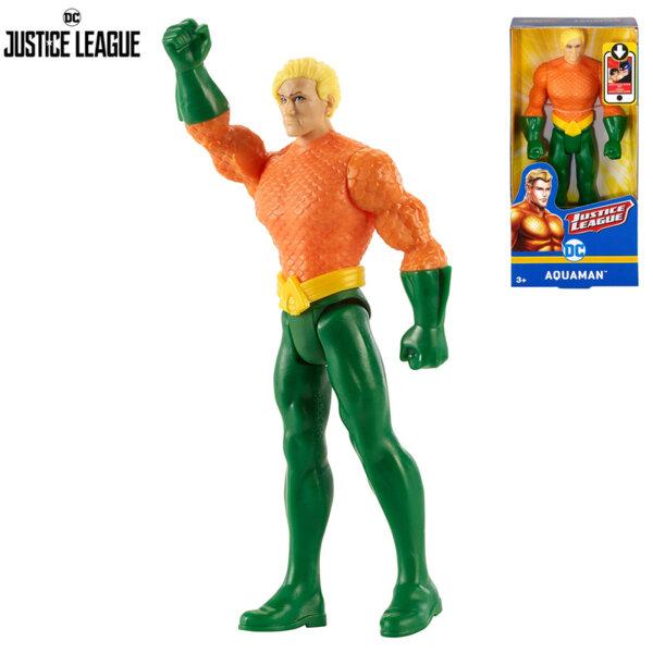 Mattel DC Comics Justice League Екшън фигура Аквамен 15см FDK51