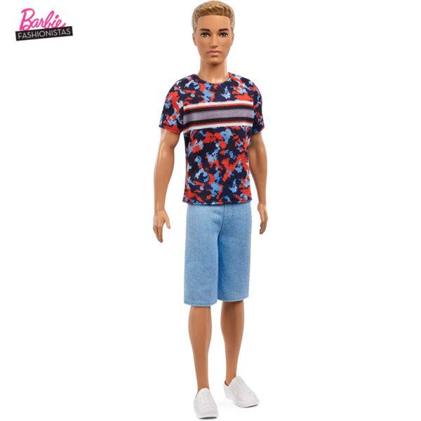 Barbie Кукла Кен Fashionistas FXL65