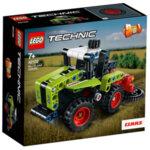 Lego 42102 Technic Трактор Mini CLAAS XERION
