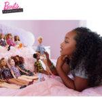Barbie Fashionistas Кукла Барби FNJ40