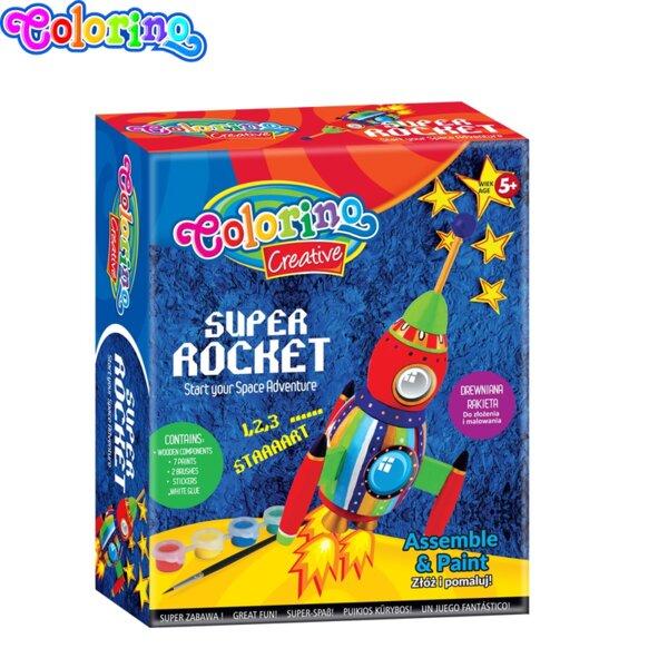 Colorino Направи си сам Супер Ракета 36803