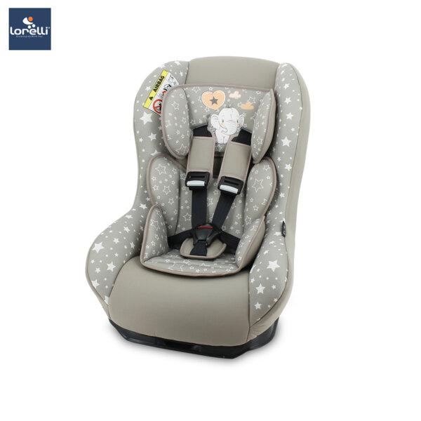 Lorelli- Столче за кола  BETA PLUS BEIGE ELEPHANT 10070781918