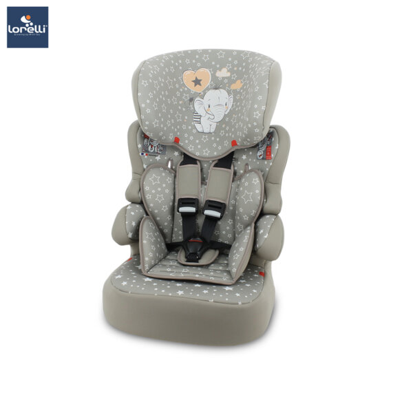 Lorelli - Столче за кола X-DRIVE PLUS BEIGE ELEPHANT 10070791918