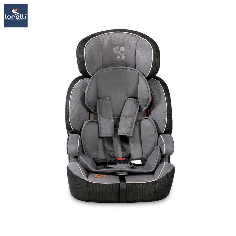 Lorelli - Столче за кола NAVIGATOR GREY 10070902014
