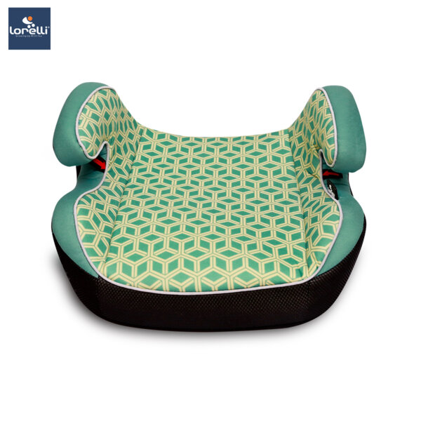 Lorelli - Стол за кола VENTURE GREEN RHOMB 10070911981