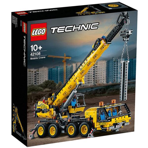 Lego 42108 Technic Мобилен кран