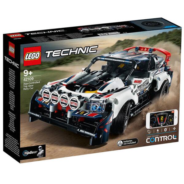 Lego 42109 Technic Top Gear Състазателен автомобил с APP-приложение за дистанционно управление