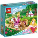 Lego 43173 Disney Princess Кралската каляска на Аврора