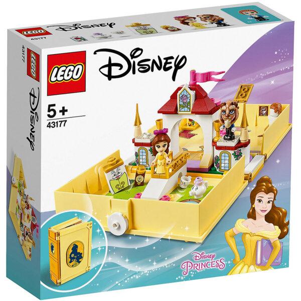 Lego 43177 Disney Princess Книжка с приказки Приключенията на Бел